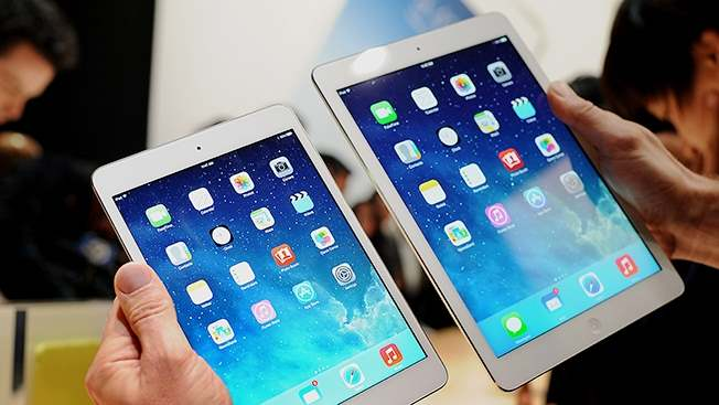 iPad mini-iPad air