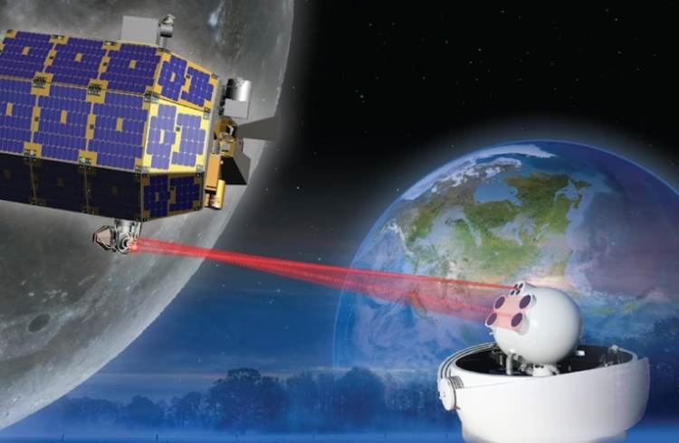 LLCD -NASA