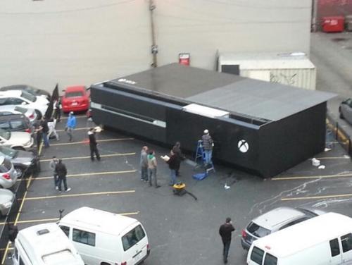 Xbox One غول پیکر