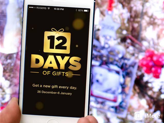 12 Days of Gifts-اپل