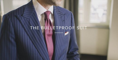 BULLETPROOF SUIT