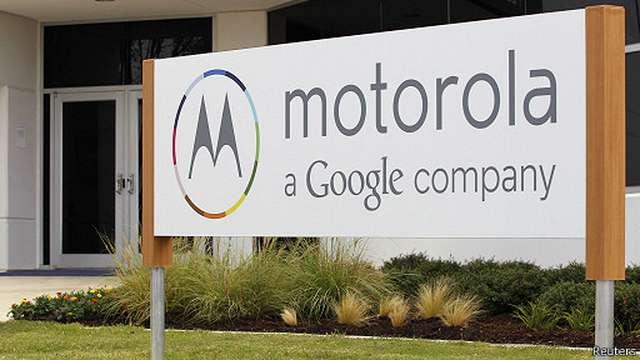Motorola-google company