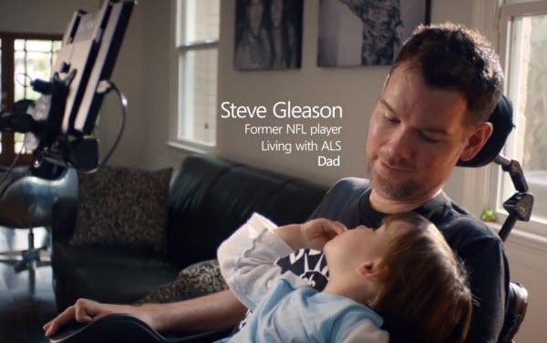 Steve Gleason-microsoft