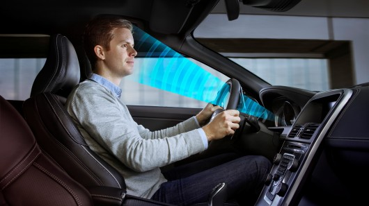 سیستم جدید ولوو برای جلوگیری از تصادف