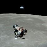 حرکت سفینه فرماندهی به سمت آپولو 11