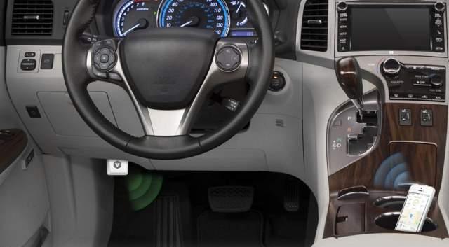 نصب ابزار Automatic در خودرو