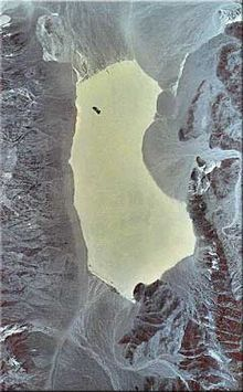 دریاچه خشک ریسترک پلایا