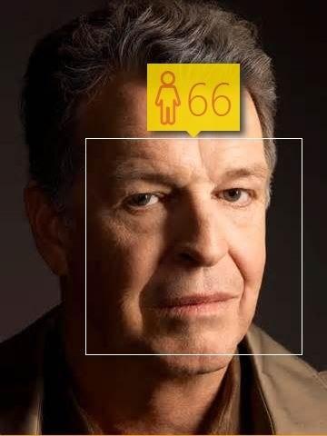 John Noble - تشخیص سن از روی عکس