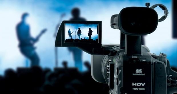 فشرده سازی فیلم - دوربین